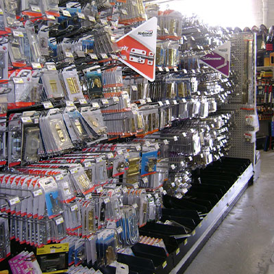 full inventory list of DMI's home supply rental equipement, hardware, electrical supplies and more in Ardmore, PA