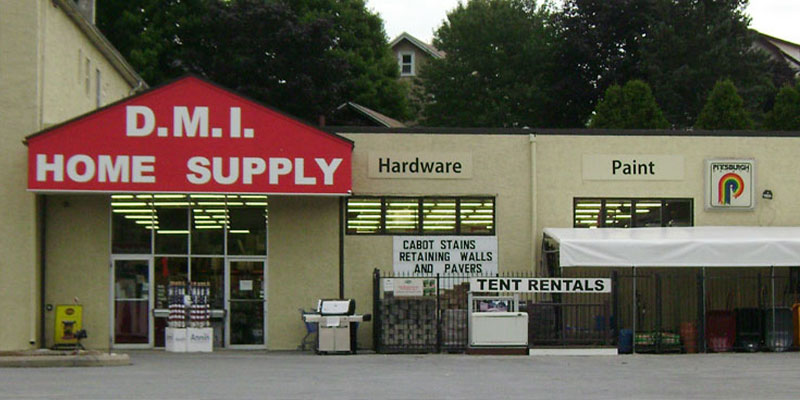 Exterior Picture of DMI Home Supply and Depot